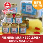 Premium Marine Collagen Birdnest 6x75ml!