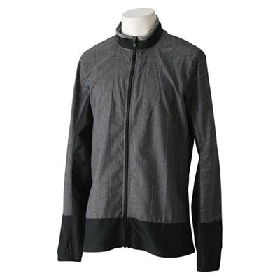 ◆即納◆アディダス(adidas) M ADISN リフレクト ストーム ジャケット DCT45 G89828 BLK 【ランニングウェア ジョギング トレーニング メンズ ジャージ】の画像