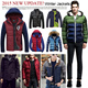 [FREE SHIPPING] *2015 NEW ARRIVAL* Men Winter Jackets/Warm Cotton Coats/ 17 TYPES/ Men Winter Down Jacket / Travel Necessities/ Men Winter Coats
