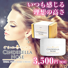 CINDERELLA NOSE Deals for only Rp309.000 instead of Rp420.000