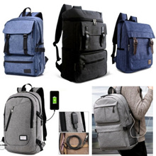 [SG Seller] Korea/Japan design unisex backpack and school bags/Gift/Personalized/Customized/Traveler
