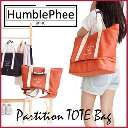 Canvas Tote Weekend Casual Layer Bag Travel Gym Ready Stock SG Seller Luggage