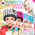 ♥︎2017 HAIR STEAMER CAP♥︎ Various Colors! The Best Quality Ever from KOREA Union Hair Treatment Cap