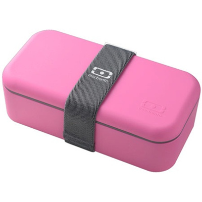 monbento(モンベント) Bento box 1段 ピンク 【キッチン用品】【お弁当箱】の画像