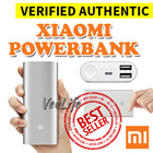 [100% AUTHENTIC] Xiaomi Mi Power Bank 16000mAh PowerBank Portable USB Battery Charger iPhone Samsung Redmi Silicone Case Casing Local Store Warranty