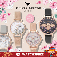 *APPLY 25% OFF COUPON* OLIVIA BURTON Ladies Watches. New Arrivals 2019. Free Shipping!