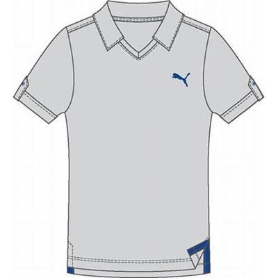 プーマ(PUMA) メンズ スキッパー Tシャツ ハイライズ 824927 03 【トップス トレーニング ランニング】の画像