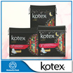 [FREE SHIPPING] [KOTEX] 1+1+1 Pads LUXE/ Soft and Smooth Ultra Thin/ Overnight