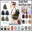 CLEARANCE【Quality Guarrantee】MINI/LARGE★JAPAN TOP SELLING★ Fast delivery!ANELLO BACKPACK PU BACKPACK