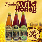 [NEW] 1+1 Special 100% NATURAL WILD HONEY!! MADUKA HONEY ROYAL BLACK RGF 80+ / MADUKA HONEY ROYAL GOLD RGF 70+
