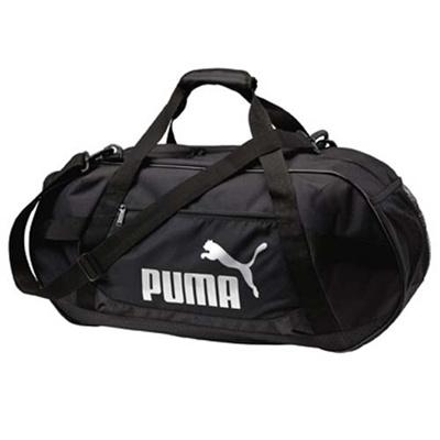 プーマ(PUMA) アクティブ TR ダッフルバッグ 073308 (01)ブラック/ブラック 【バッグ 鞄 カバン ショルダーバッグ】の画像