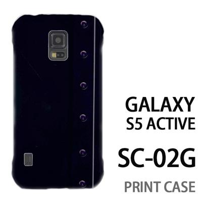 GALAXY S5 Active SC-02G 用『No4 ダイヤライン 緑』特殊印刷ケース【 galaxy s5 active SC-02G sc02g SC02G galaxys5 ギャラクシー ギャラクシーs5 アクティブ docomo ケース プリント カバー スマホケース スマホカバー】の画像