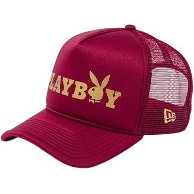 ニューエラ(NEWERA)キャッププレイボーイ940AFPLAYBOYLOGOCARGLDレッドOSFA11405395【帽子アクセサリーヘッドギア】