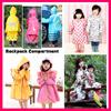 [2pc FREE Shipping] Japan Korea SMALLY LINDA Princess Kids Children Raincoat Poncho*Umbrella*Rainboots Rain Boots*Waterproof Costumes*