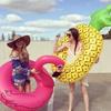 2016年新作 超話題!! スイカ 浮き輪  パイナップル 大人 海 プール 水遊び 浮き輪 フロート  フラミンゴ