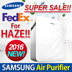 [★2016 BEST SELLER★] Samsung Air Purifier BlueSky 3000 Anti-Virus / Allergy / HAZE Air Purifier Cleaner Air Cleaner HEPA Filters / AX037FCVAUWD / AX40K3020GWD - SAMSUNG BEST MODEL!