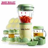 Magic Baby Bullet Baby Food Processor - Pengolah Makanan Bayi (As See on TV)