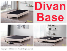 DIVAN BED BASE * Metal Legs * Color Choice * Free Delivery * Single | S.Single | Queen | King size