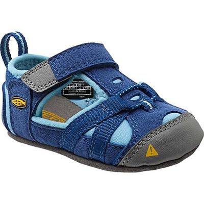 キーン(KEEN) INFANT Seacamp Crib キッズ ベビー シーキャンプクリブ True-Blue/Blue-Grotto 1012750 【靴 シューズ サンダル】【SNDL15】の画像