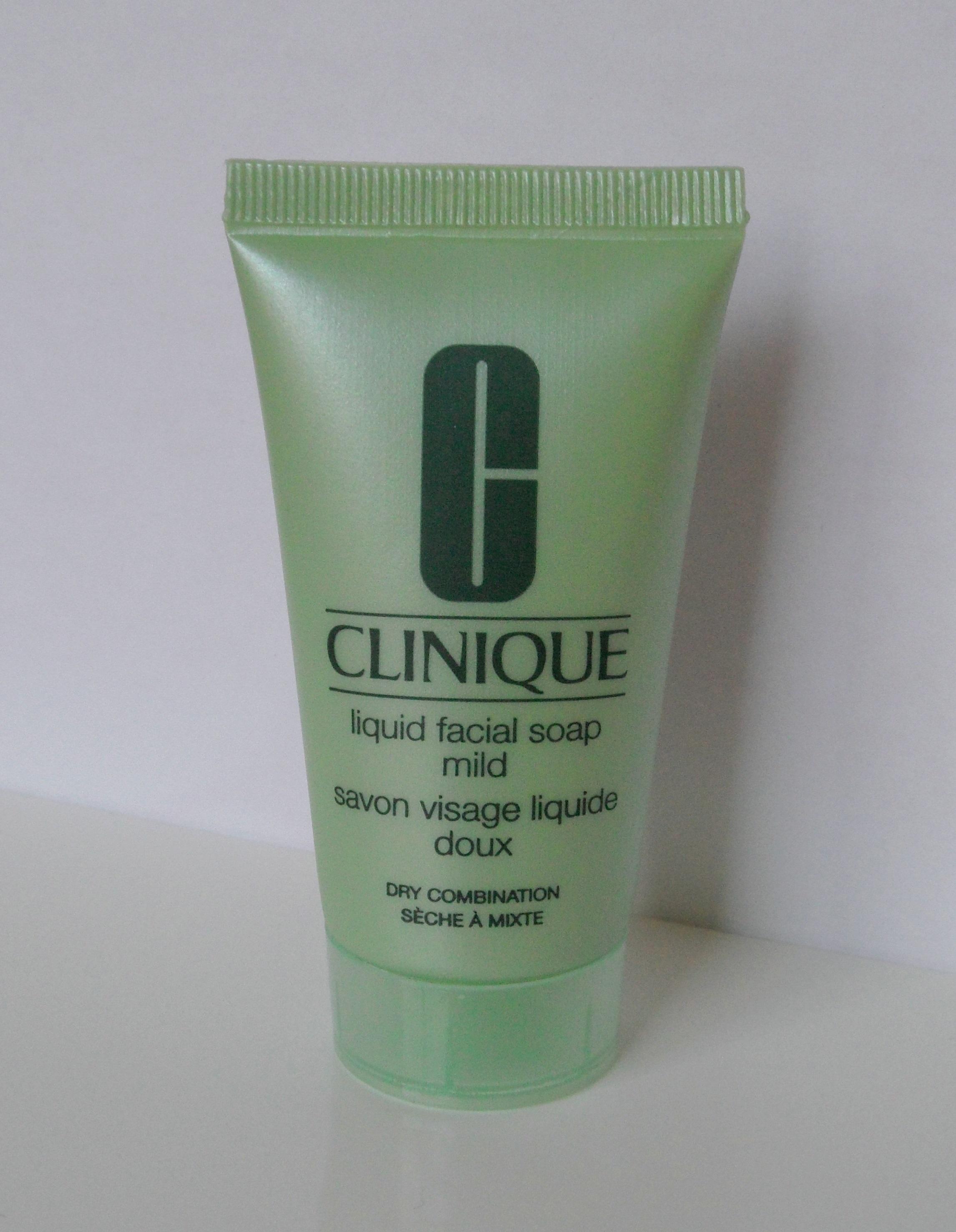 Clinique mild facial soap 52 does