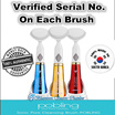 Pobling Pore Sonic Cleanser☆Learn to Identify the Fake N Genuine HOT SeLLING Habalan Pobling brush/Refill Brush here☆Made and Shipped from Korea 100% Authentic with Serial no.!