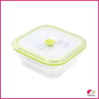 【日用品】 chaeum silicone foodシリコンフードタッパ (M)HKS-504の画像