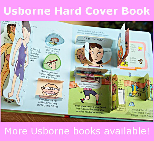 Usborne book*Original Usborne Hard Cover*Cheapest*Lift Flap book*Educational book*Children book* Deals for only S$27.9 instead of S$0
