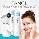 Buy 1 Get 1 FREE FANCL Facial Washing Powder II 50g!! Direct from Japan!!