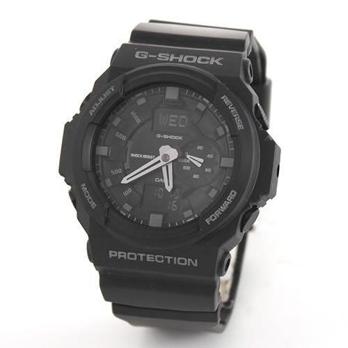 【クリックで詳細表示】CASIO(カシオ)カシオ 「G-SHOCK 海外モデル」 デジアナ モテ系マットブラック GA-150-1A メンズ腕時計wwcs00174u【Luxury Brand Selection】【smtb-m】メンズ腕時計 カシオ