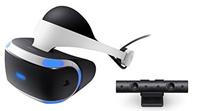 ★数量限定★【10000円割引クーポン使用で50000円(7/29~7/31)】PlayStation VR PlayStation Camera同梱版