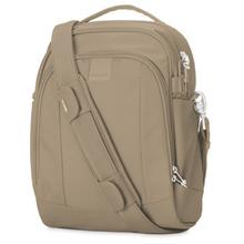 AUTHENTIC Pacsafe Metrosafe LS250 Anti-theft RFID blocking shoulder cross body travel bag Sandstone