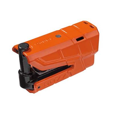 アブス(ABUS) Granit Detecto X-Plus 8077 043017 ORANGE 【バイク用品 盗難防止品 盗難防止ロック】の画像