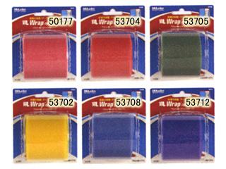 ミューラー (Mueller) Mラップカラー70mm(ビッグブルー)1個 53708 [分類:テーピング アンダーラップ]の画像