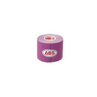 ABS(アメリカン ボウリング サービス) ABS フィッティングテープ F-1 50mm パープル 1ケース/6個入り 50mm×4m PP 【ボウリング 小物 アクセサリー ボーリング】の画像