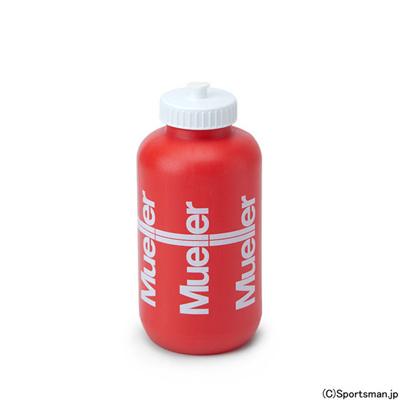 ミューラー (Mueller) プルキャップタイプ スポーツボトル(レッド) 020626 [分類:スポーツドリンク ボトル・ジョグ・シェイカー]の画像