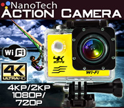 Nanotech 4K WIFI sport cameraNEW Camera Styles Camera Diving Full HD DVR DV 30M Waterproof