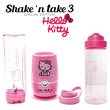 Shake n Take Special  Edition 2 Tabung -Hello Kitty