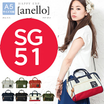 【SG authorized distributor Buy 2 FREE Shipping】BEST SELLER❤Original Japan ANELLO BACKPACK ❤ school bags / travel backpack / ANELLO BAG / kanken student school bag