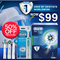 [PnG] 【50% OFF】Oral B Braun Toothbrush - Pro 3000/1000/500/Vitality Precision Clean Electric Toothbrush. 50% OFF SELLING PRICE! Refill Heads: Cross Action/Floss Action/ Pro White/ Precision Clean