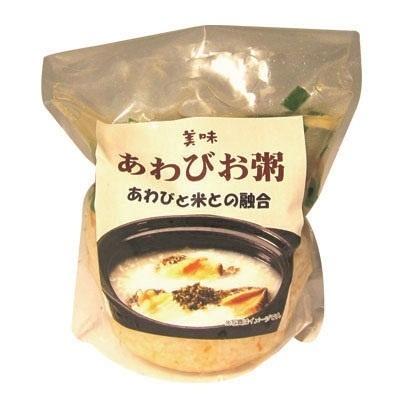 『韓食工房』美味 あわびお粥|アワビ(500g・約2人前)[冷凍食品][お粥][韓国スープ][韓国料理][韓国食品]の画像