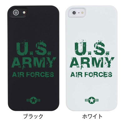 【iPhone5S】【iPhone5】【ミリタリー】【iPhone5ケース】【カバー】【スマホケース】【陸軍航空軍 United State Army Air Forces】 ip5-bs113の画像