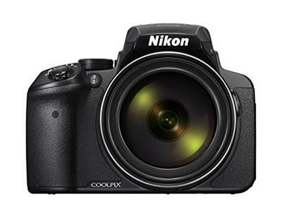 NikonデジタルカメラCOOLPIXP900光学83倍1605万画素ブラックP900BK