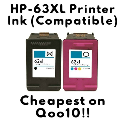 HP 63XL Black Original