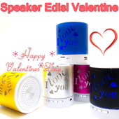 [new item]speaker bluetooth edisi valentine spesial couple_paling murah_grab it fast !!!!