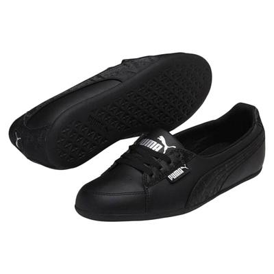 プーマ (PUMA) ウィメンズ ミンディーバレー(ブラック×ブラック) 357617-03 [分類:レディースファッション スニーカー ローカット] 送料無料の画像