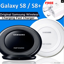 LOCAL SELLER - 3 month seller warranty - Original Samsung Wireless Charging Fast Charger Pad/Stand