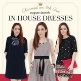 [Launch on 29-Jul 10 p.m.] Charmed on 9th Ave In-House Dresses