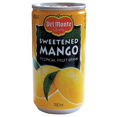 【韓国飲料】マンゴジュース180ml[1BOX30個入=1個68円]★の画像