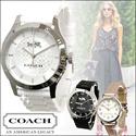 【COACH OUTLET】コーチ 腕時計 特集【選べる6タイプ】