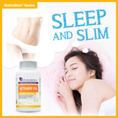 [ACTIVATE PM] ♥ SLEEP AND SLIM ♥ LINGZHI ♥ GABA ♥ First Singapore made Bedtime Weight Loss Supplement♥ Promotes Deeper Sleep while Simulating Metabolism